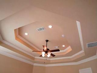 Гипсокартонные конструкции на потолке своими руками