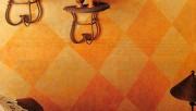Как выполнить лессировку стен