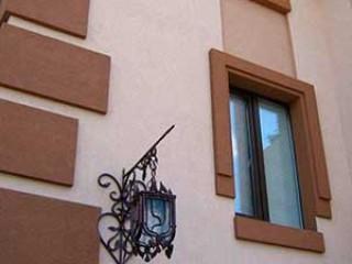 Как красить минеральные фасады