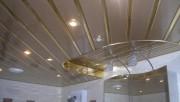 Конструкции подвесных потолков для установки в ванной