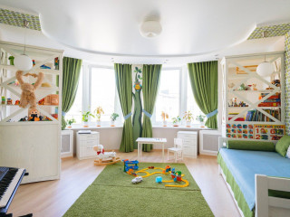 Рекомендации по выбору штор в детскую