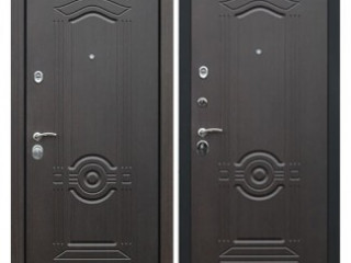 Стальные двери – идеальная входная конструкция
