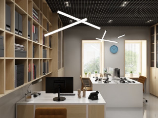 Как правильно обустроить небольшой офис: советы дизайнеров