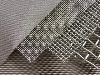 Основные преимущества сетки из нержавеющей стали
