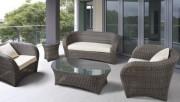 Стоит ли покупать мебель из искусственного ротанга?