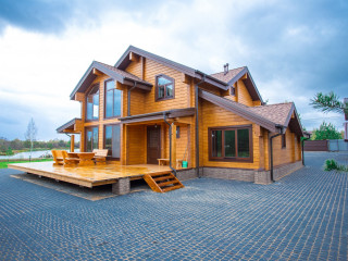 Строительство домов под ключ в Москве