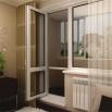 Пластиковые двери для балкона: преимущества