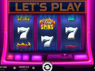 Как в игровые автоматы бесплатно играть в веб-казино