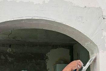 Облицовка стен гипсокартоном