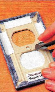 Накладки выключателей и розеток