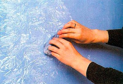 Покраска стен - своими руками