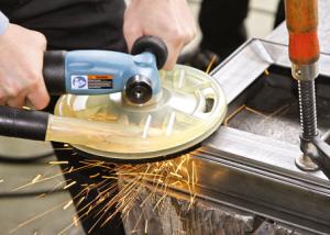 Обработка металлической поверхности