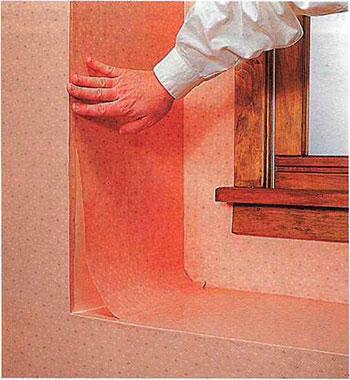 оклейка стен обоями фото | Способы оклеивания
