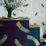 Декоративные рисунки на стенах - своими руками