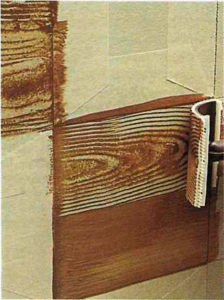 имитация текстуры дерева
