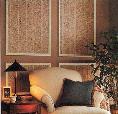 декоративные накладки на стены