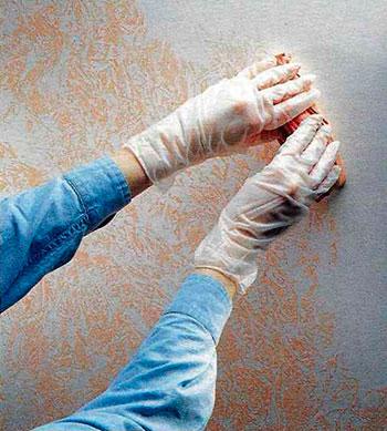 текстурное покрытие