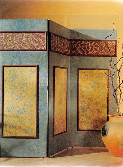 Декоративное текстурное покрытие