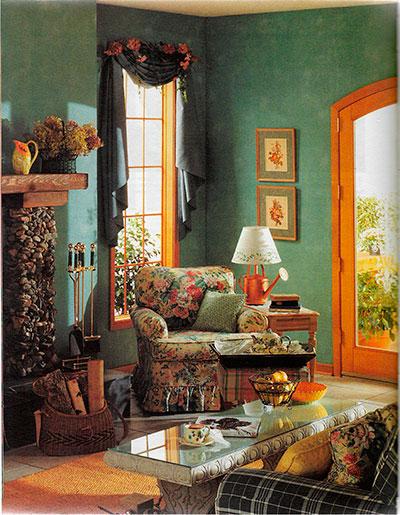 окрашивание стен краской