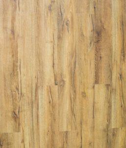 Замковая кварцвиниловая плитка, цвет дуб Гавана