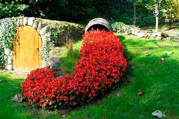 Идеи для сада своими руками фото Идеи для сада своими руками фото