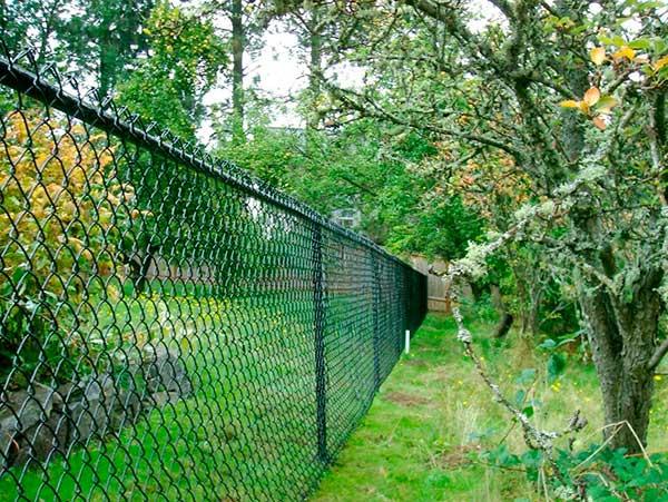 Забор из профнастила своими руками видео