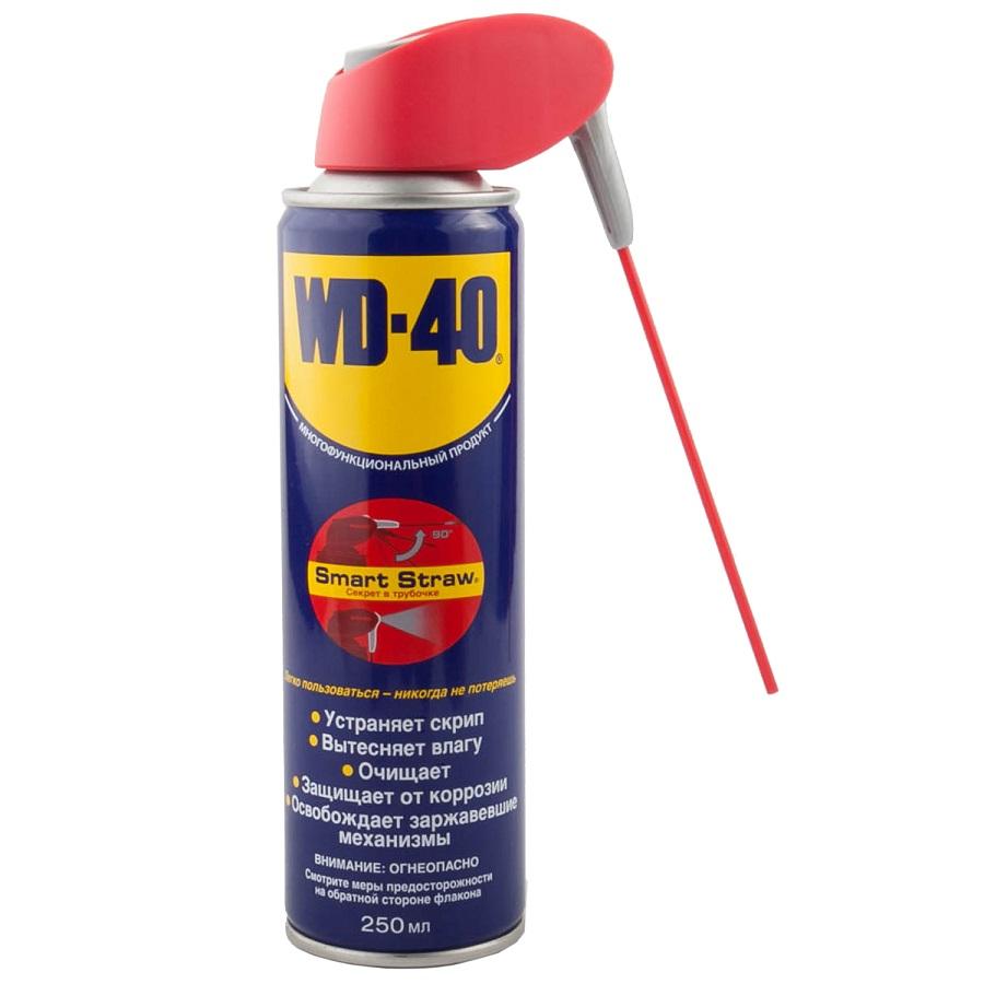 Что такое WD-40?