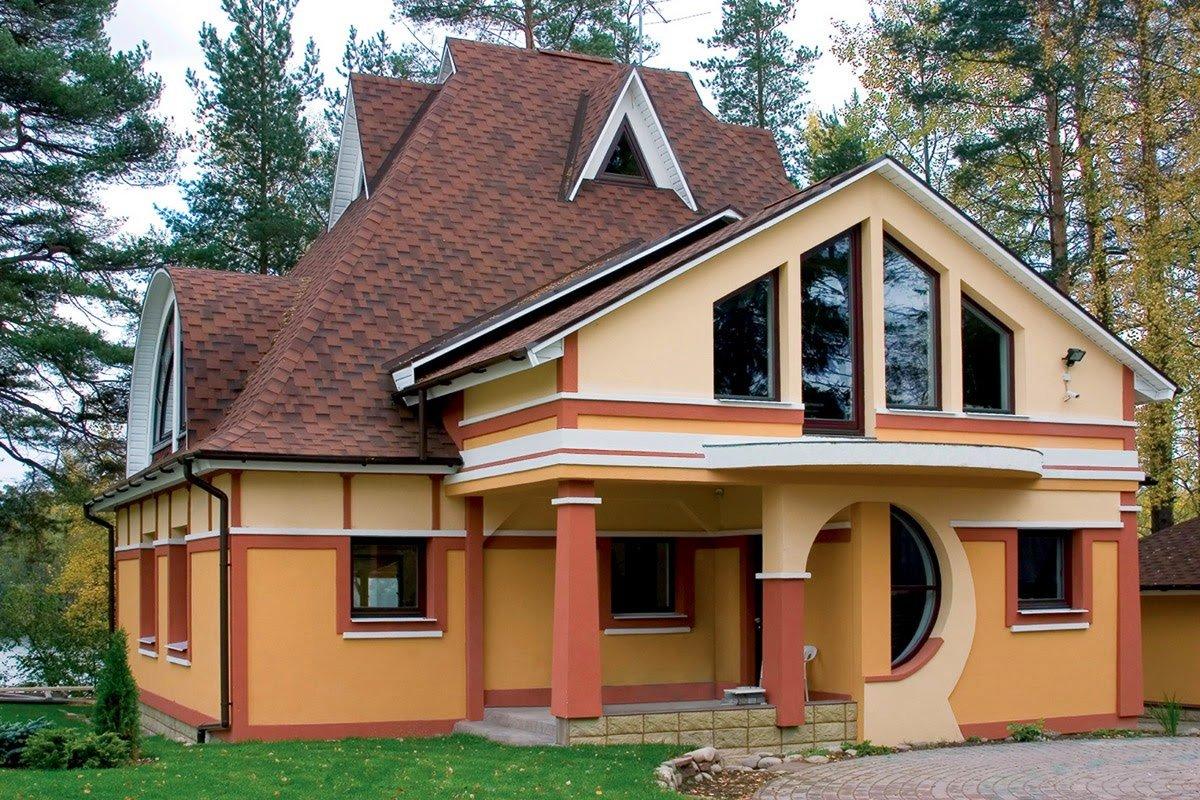 Где заказать реконструкцию домов?