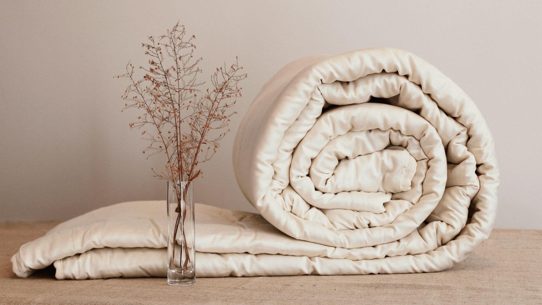 Правильный выбор одеяла