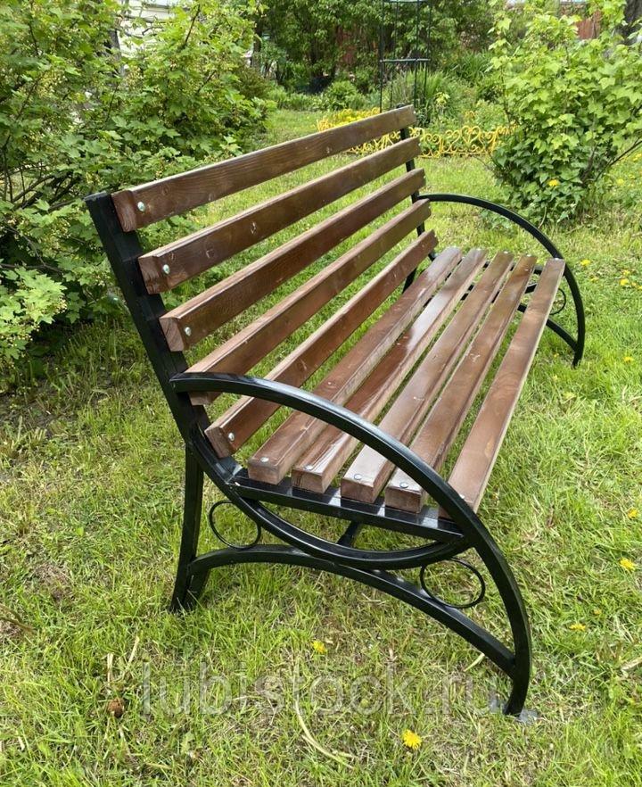 Как выбрать садовые скамейки?