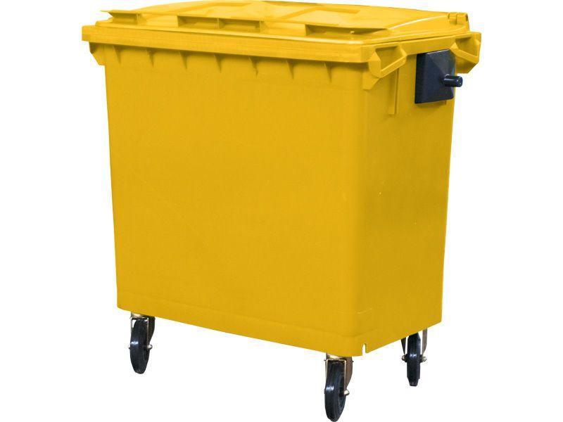 Контейнеры для мусора — чистота и порядок на участке